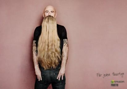 Para cualquier tipo de cabello (Fructis de Garnier)