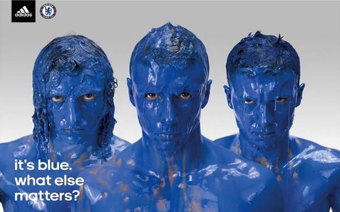 Chelsea azul - Adidas