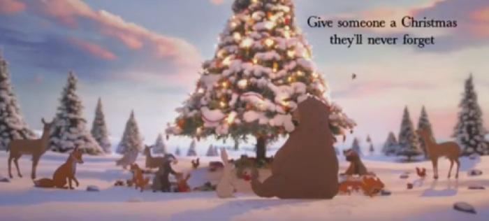 John_Lewis_oso_conejo-Navidad_slogan