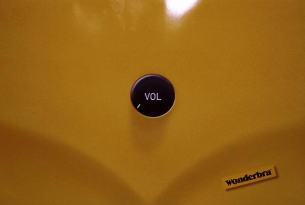 Wonderbra-volumen