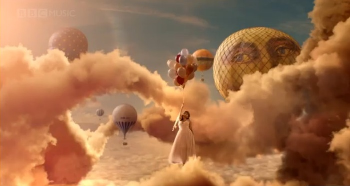 BBC Music - Paisaje globos