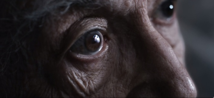 John Lewis - Ojos hombre luna #Manonthemoon