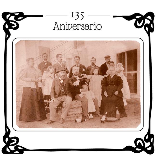Vichy Catalan - familia furest 1890